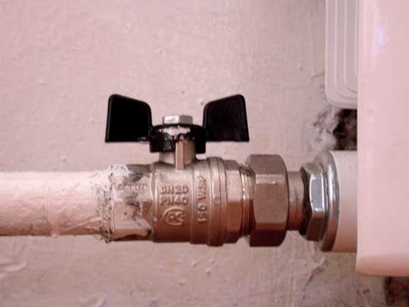 сантехническая труба