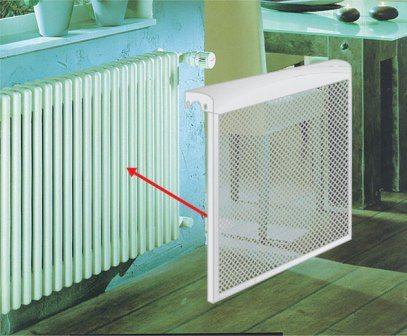 Сетка для защиты радиатора своими руками устанавливается легко