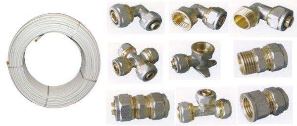Соединительные элементы для труб низкого давления от компании Viega