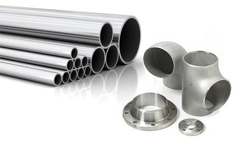 стальные трубы и фитинги