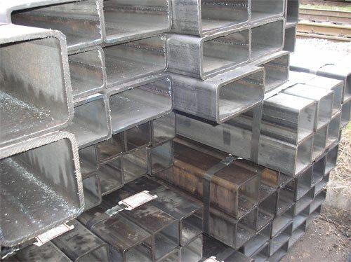 стальные трубы профильные