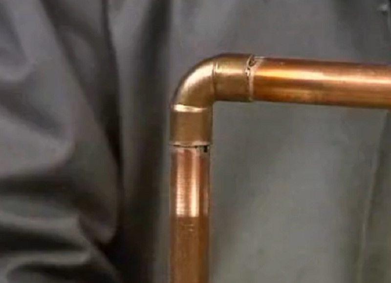 труба медная для воды
