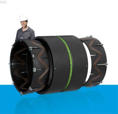 трубы большого диаметра пластиковые