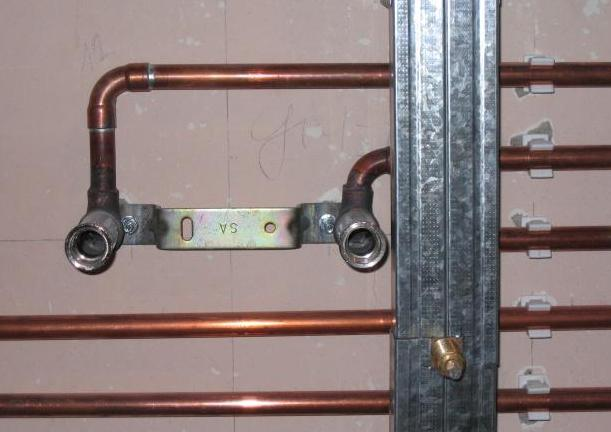 трубы для горячего водоснабжения