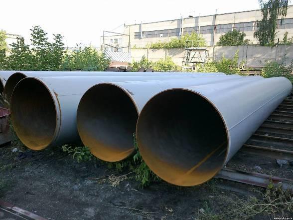 трубы для нефтепровода