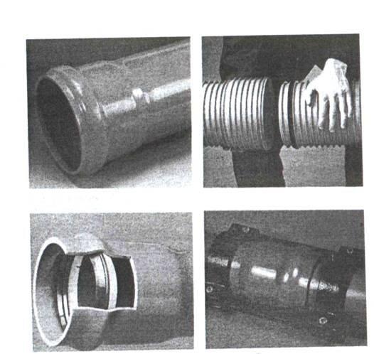 трубы пластиковые большого диаметра