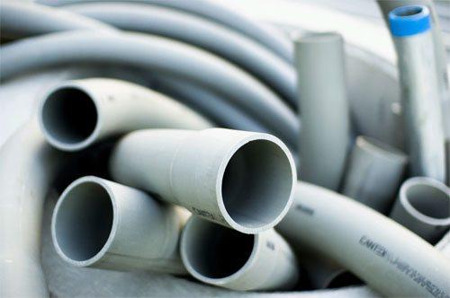 трубы пластмассовые для водопровода