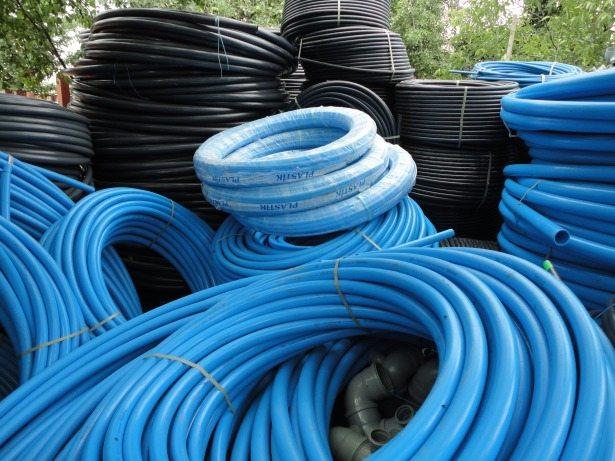 трубы полиэтиленовые для воды