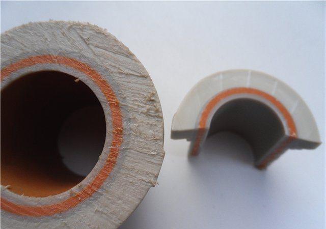 трубы полипропиленовые диаметры
