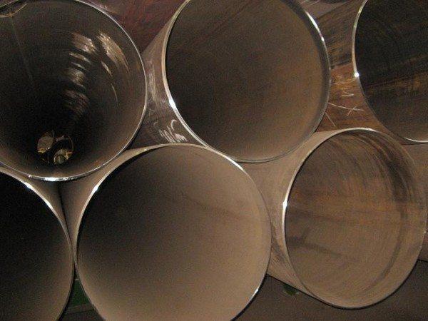 трубы стальные горячедеформированные бесшовные