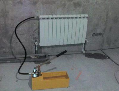 В частном доме можно обработать всю систему без демонтажа
