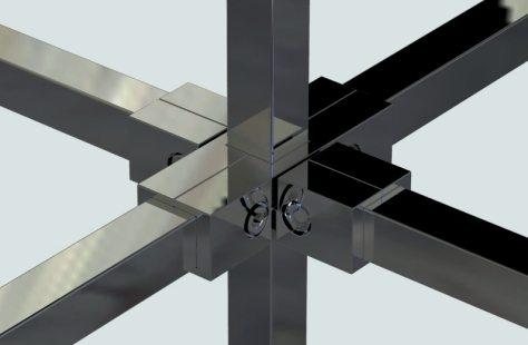 вес трубы квадратного сечения