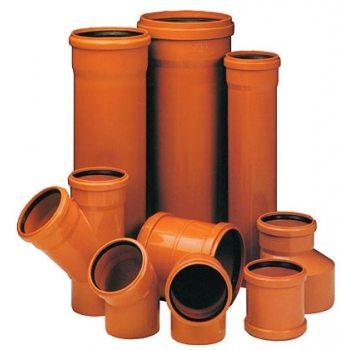 виды пластиковых труб