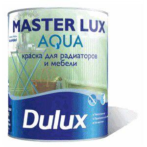 Водно-дисперсный состав Dulux Master Lux Aqua